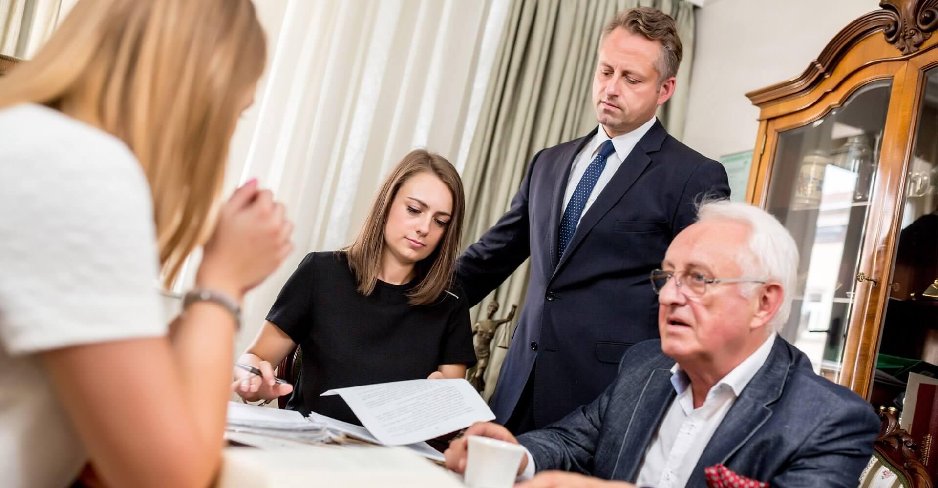 adwokat - sprawy karne
